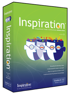 Inspiration Software Inspiration 9.2 Student Edition (Download)