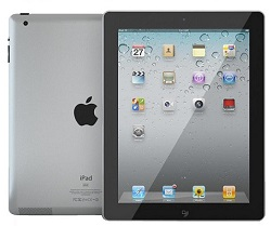 Apple iPad 2 16GB (Black) (Refurbished) LARGE
