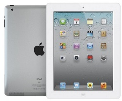 Apple iPad 2 16GB with FREE Makeover Kit (White) (Refurbished)