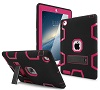 AlCase Rugged 3-Layer Armor Full Body Case with Stylus for Apple iPad 2/3/4 (8 Colors) SWATCH