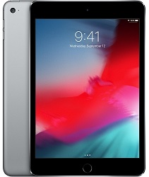 Apple iPad mini 4 128GB (Space Gray) (Refurbished) LARGE