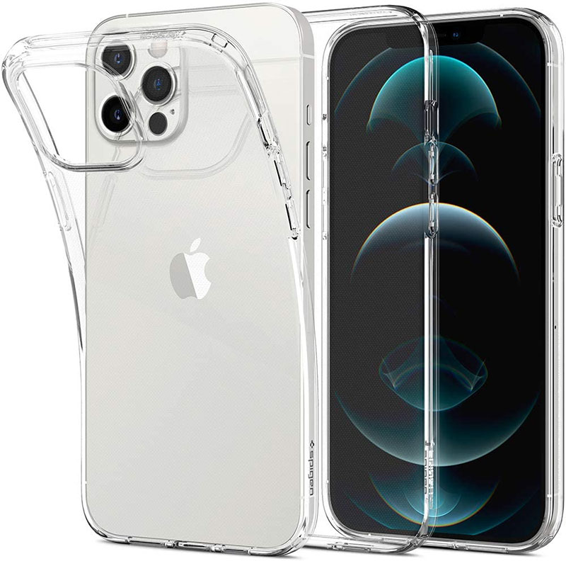 iPhone 12 Clear Skinny Case THUMBNAIL