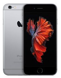 Apple iPhone 6s 32GB Space Gray with FREE! Screen Protector (Refurbished) LARGE