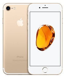Apple iPhone 7 128GB Gold (AT&T/T-Mobile) (Refurbished)_LARGE
