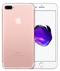 size 40 3cf15 0e4fa Apple iPhone 7 Plus 32GB Rose Gold with FREE Screen Protector  (AT&T/T-Mobile) (Refurbished)