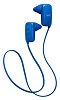 JVC Gummy Wireless Earphones with Inline Remote (Blue)