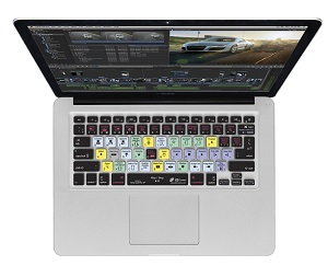 KB Covers Pro Tools X Keyboard Cover for MacBook, MacBook Air & MacBook Pro