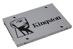 "Kingston SSDNow UV400 2.5"" SATA III 240GB Internal SSD"