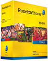 Rosetta Stone Korean Level 1 DOWNLOAD - MAC