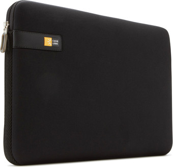 "Case Logic Impact Foam 14"" Laptop Sleeve (Black) LARGE"