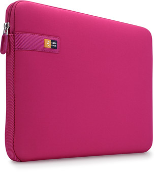 "Case Logic Impact Foam 13.3"" Laptop and MacBook Sleeve (Pink)"