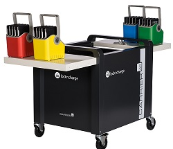 LockNCharge Carrier 40 Cart for Chromebook, Tablet & iPad Devices (Charge Only)