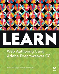 Adobe Press Learn Adobe Dreamweaver CC for Web Authoring ACA Exam Prep