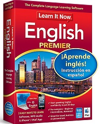 Avanquest Learn It Now English Premier for Mac (Download) LARGE
