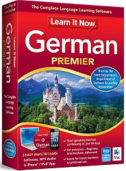 Avanquest Learn It Now German Premier for Mac (Download)