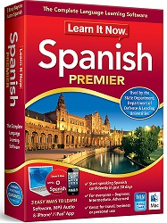 Avanquest Learn It Now Spanish Premier for Windows (Download) LARGE