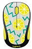 Logitech M325c Party Collection Wireless Mouse (Lemon)