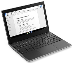 "Lenovo 100e Gen 2 11.6"" MediaTek 8173c 4GB RAM 32GB eMMC Chromebook (On Sale!) LARGE"