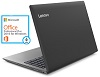 "Lenovo IdeaPad 330 15.6"" Intel Core i7 16GB Laptop PC w/Microsoft Office Pro 2016 (Onyx Black)"