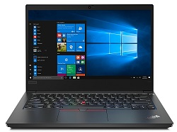 "Lenovo ThinkPad E14 G2 14"" FHD AMD Ryzen 5 8GB RAM Laptop with Windows 10 Pro LARGE"