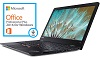 "Lenovo ThinkPad 13 Gen2 13.3"" Touchscreen Intel Celeron 4GB Laptop PC with Microsoft Office Pro 2016"