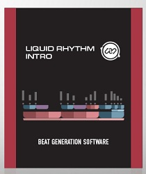 WaveDNA Liquid Rhythm Intro for Mac or Windows (Download) LARGE