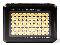 Litra LitraPro Full Spectrum Bi-Color Compact Video & Photo Light LARGE