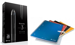 Livescribe 3 Smartpen Black Edition Student Bundle (On Sale!)