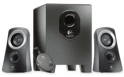 Logitech Z313 2.1 Speaker System (On Sale!)