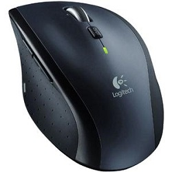 Logitech M705 Wireless Marathon Mouse (On Sale!)