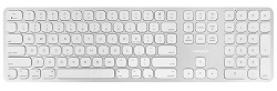 MacAlly Aluminum Slim Full Size Bluetooth Keyboard for Mac (On Sale!) LARGE