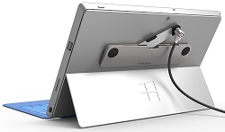 MacLocks The Blade Universal Tablet Security Bracket with Lock Slot