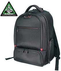 Mobile Edge Professional Backpack for Laptops & MacBooks