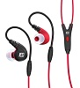 MEE Audio Sport-Fi M7P In-Ear Earphones with Bluetooth Adapter (Red)