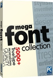 MegaFont Collection for Windows (Download)_LARGE