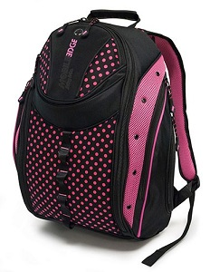 Mobile Edge Express Backpack (Pink Dots)