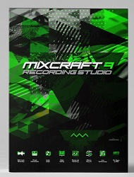 Acoustica Mixcraft 9 Recording Studio Student/Teacher Edition (Download) LARGE