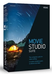 MAGIX Creative Software VEGAS Movie Studio 14 Suite (Download)