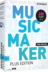 MAGIX Music Maker 2020 Plus Edition (Download) LARGE