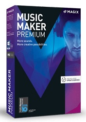 MAGIX Music Maker Premium (Download)