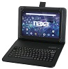 "NAXA 10.1"" Quad-Core Android 9.0 Tablet with Bluetooth Keyboard & Case THUMBNAIL"