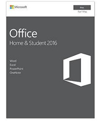 Microsoft Office Home & Student 2016 for Mac (Download)