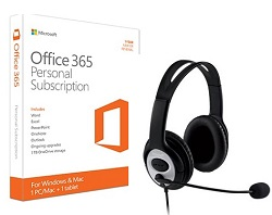 Microsoft Office 365 Personal Skype Chat Edition 1-Year Subscription (Download)_LARGE