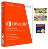 Microsoft Office 365 Home Premium Bundle 5-User 1-Year Subscription License (Download)