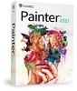Corel Painter 2021 (Activation Card) - (When Purchased w/Adobe - or Tablet or if you already Own) THUMBNAIL