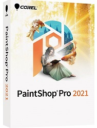Corel PaintShop Pro 2021 Academic (Download) LARGE