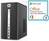 HP Pavilion 570-P026 Intel Core i5 12GB RAM 1TB HDD Desktop PC w/MS Office Pro Plus 2016 (Refurb)