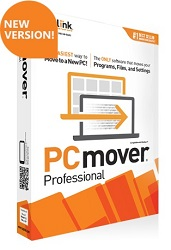 Laplink PCmover Professional for 2 Users (Download) LARGE