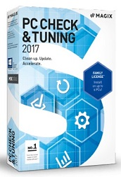 MAGIX PC Check & Tuning 2017 (Download)