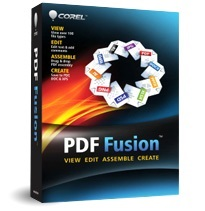 Corel PDF Fusion Academic (Download) LARGE